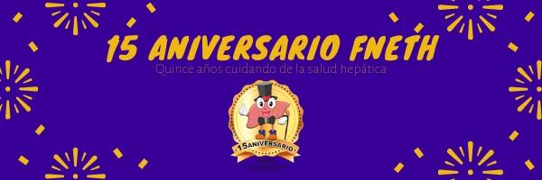 FNETH celebra su 15º Aniversario con un gran evento